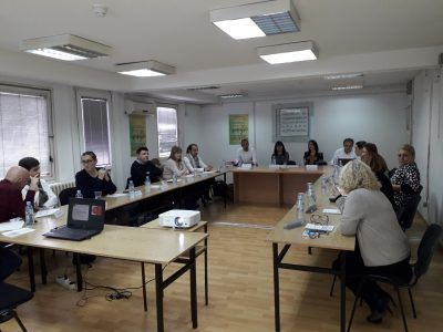 Meeting of the National ESS network in North Macedonia